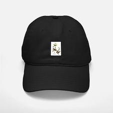 Audubon Painted Bunting Bird Baseball Hat