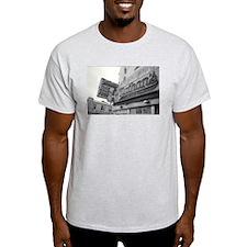 Nathan's Coney Island Ash Grey T-Shirt