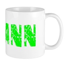 Shyann Faded (Green) Mug