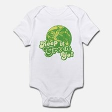 Keep it Green Yo! Infant Bodysuit