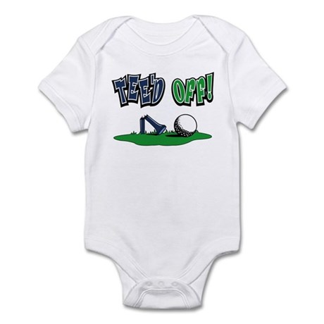 Funny Golf Gifts Infant Bodysuit