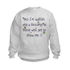 Get to know me Sweatshirt