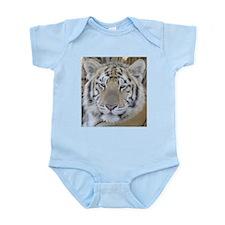 Tiger Portait Infant Creeper