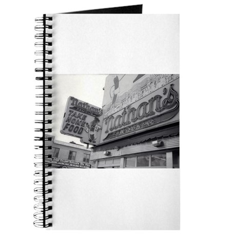 Nathan's Coney Island Journal