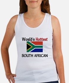 World's Hottest South African Women's Tank Top