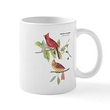 Audubon Northern Cardinal Bird Mug