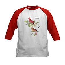 Audubon Northern Cardinal Bird (Front) Tee