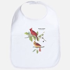 Audubon Northern Cardinal Bird Bib