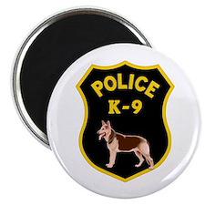 K9 Police Officers Magnet