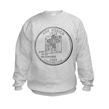 2008 New Mexico State Quarter Kids Sweatshirt
