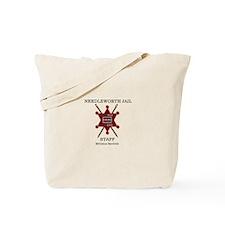Needleworth Jail Tote Bag