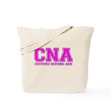 Aide Pink Tote Bag