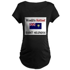 World's Hottest Saint Helenian T-Shirt