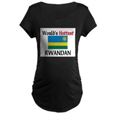 World's Hottest Rwandan T-Shirt
