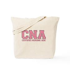 Aide Pink Curls Tote Bag