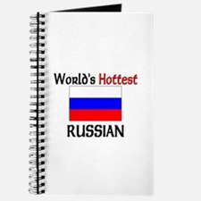 World's Hottest Russian Journal