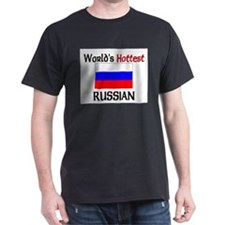 World's Hottest Russian T-Shirt