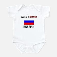 World's Hottest Russian Infant Bodysuit