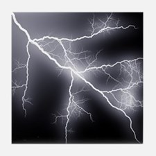 Lightning Tile Coaster
