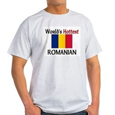 World's Hottest Romanian T-Shirt
