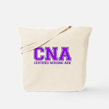 Aide Purple Tote Bag
