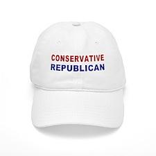 Conservative Republican Baseball Cap