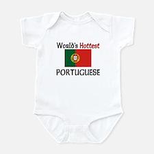 World's Hottest Portuguese Infant Bodysuit