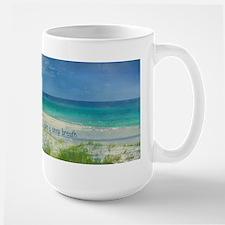 Beach Large Mug