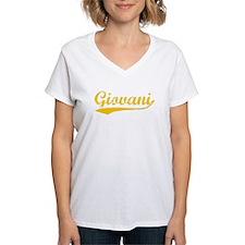 Vintage Giovani (Orange) Shirt