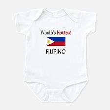 World's Hottest Filipino Infant Bodysuit