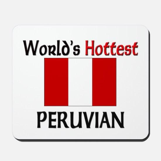 World's Hottest Peruvian Mousepad