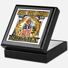 Nobama anti obama Keepsake Box