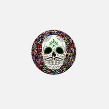 Skull20170396 Mini Button