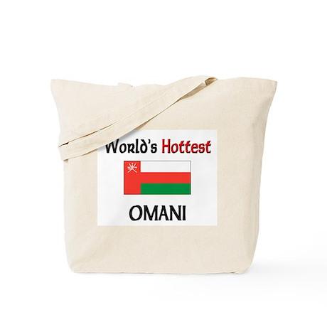 World's Hottest Omani Tote Bag