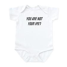 Anticapitist Infant Bodysuit