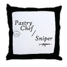 Unique Conchords Throw Pillow