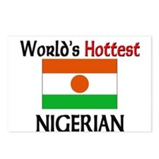 World's Hottest Nigerian Postcards (Package of 8)