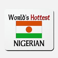 World's Hottest Nigerian Mousepad