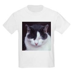Sleepy Puss Kids T-Shirt