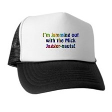 Unique Flight conchords Trucker Hat