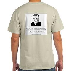St. Josemaria Grey T-Shirt: