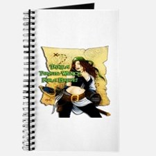 Sexy Pirate Wench Journal