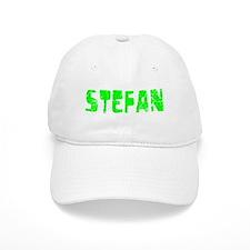 Stefan Faded (Green) Baseball Cap