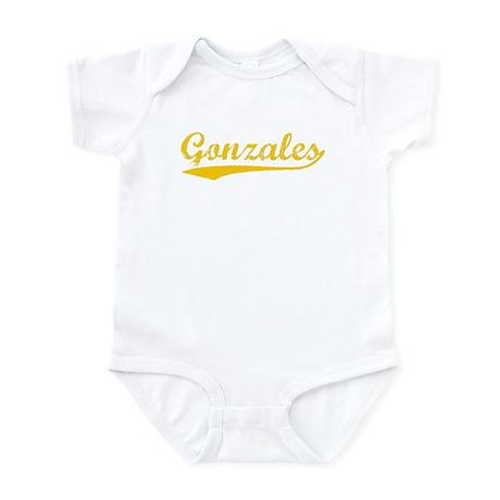Vintage Gonzales (Orange) Infant Bodysuit
