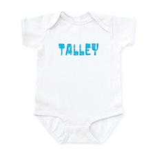 Talley Faded (Blue) Infant Bodysuit