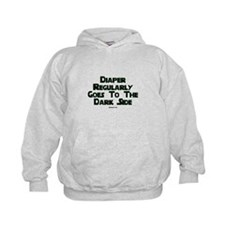 Diaper Regularly Goes To The Hoodie