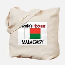 World's Hottest Malagasy Tote Bag