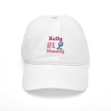 Kelly - #1 Mommy Baseball Cap