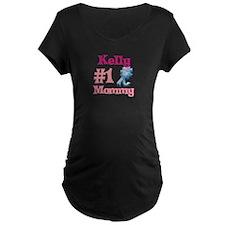 Kelly - #1 Mommy T-Shirt
