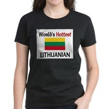 World's Hottest Lithuanian Tee